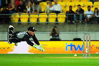 180213 International T20 Cricket - NZ Black Caps v England