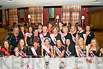 Ann Prendervilee from Tralee enjoyed her hen party surrounded by friends and family in the Scotts Hotel, Killarney last Saturday.