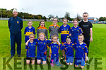 Enjoying the U11 Garda Carmel O'Connor Memorial blitz at Na Gaeil GAA were Ballymacelligott B