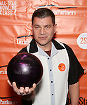 Tom Murro attends the 30th Annual Second Stage All-Star Bowling Classic at Lucky Strike on January 30, 2017 in New York City.