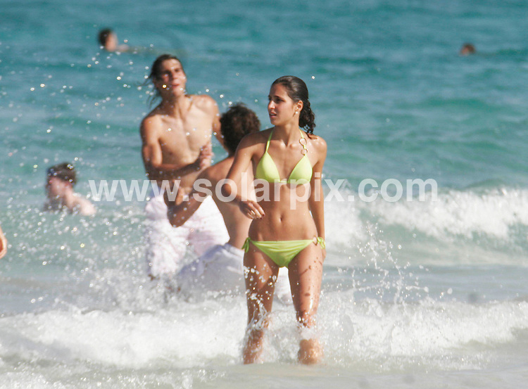 **ALL ROUND PICTURES FROM SOLARPIX.COM**.**WORLDWIDE SYNDICATION EXCEPT FOR SPAIN**.The Wimbledon champion tennis player Rafael Nadal relaxing on a boat in Mallorca with friends and playing on the beach with his girlfriend Xisca yesterday..JOB REF:6787-PTB        DATE:08_07_08.**MUST CREDIT SOLARPIX.COM / POOL PRESS OR DOUBLE FEE WILL BE CHARGED* *UNDER NO CIRCUMSTANCES IS THIS IMAGE TO BE REPRODUCED FOR ANY ONLINE EDITION WITHOUT PRIOR PERMISSION*