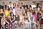 -8666-8670.---------.key to the door.---------------.Tina Feely(seated 3rd from the Rt)killeen Hts Tralee,celebrated her 21st birthday in the Kerins O Rahillys GAA clubhouse Strand Rd Tralee last Saturday night surrounded by her family and friends.   Copyright Kerry's Eye 2008