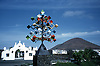 Manrique Lanzarote sculpture canary islands spain