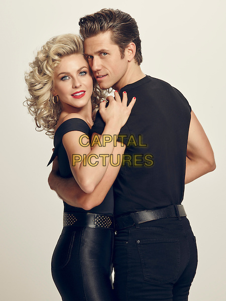 Grease Live! (2016)<br /> Julianne Hough &amp; Aaron Tveit<br /> *Filmstill - Editorial Use Only*<br /> CAP/KFS<br /> Image supplied by Capital Pictures