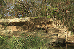 Israel, Beth Shean valley, the aqueduct in Ein Shokek