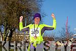 Sinead Kellihar at the Valentines 10 mile road race in Tralee on Saturday.