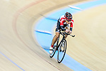 Tse Ho Yan of team SCAA during the Track Cycling Race 2016-17 Series 3 at the Hong Kong Velodrome on February 4, 2017 in Hong Kong, China. Photo by Marcio Rodrigo Machado / Power Sport Images