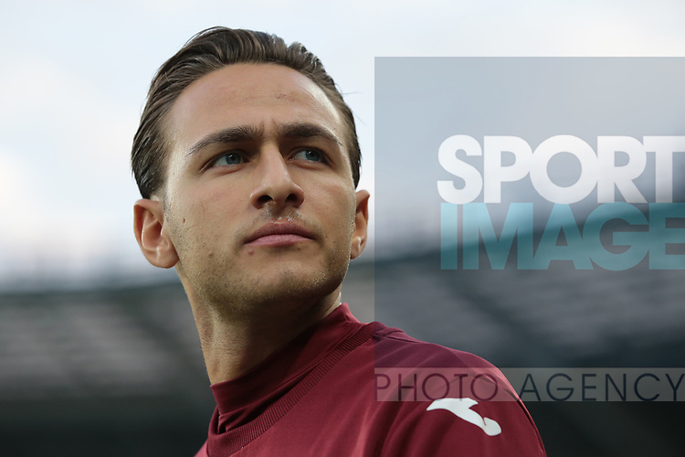 Simone Edera of Torino FC during the Serie A match at Stadio Grande Torino, Turin. Picture date: 8th February 2020. Picture credit should read: Jonathan Moscrop/Sportimage