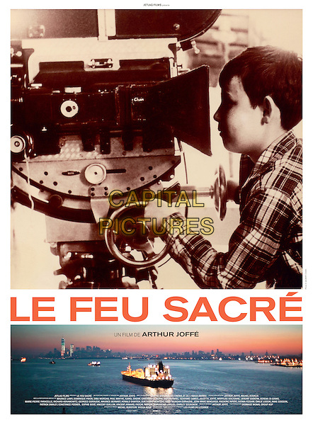 Le feu sacre (2015) <br /> POSTER ART<br /> *Filmstill - Editorial Use Only*<br /> CAP/KFS<br /> Image supplied by Capital Pictures