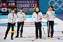 PyeongChang 2018: Curling: Women Round Robin: Switzerland - Japan