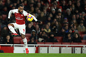 29th January 2019, Emirates Stadium, London, England; EPL Premier League Football, Arsenal versus Cardiff City; Alexandre Lacazette of Arsenal controls the ball