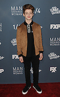 www.acepixs.com<br /> <br /> January 3 2017, LA<br /> <br /> Thomas Barbusca arriving at the premiere of FXX's 'It's Always Sunny In Philadelphia' Season 12 and 'Man Seeking Woman' Season 3 at the Fox Bruin Theatre on January 3, 2017 in Los Angeles, California. <br /> <br /> By Line: Peter West/ACE Pictures<br /> <br /> <br /> ACE Pictures Inc<br /> Tel: 6467670430<br /> Email: info@acepixs.com<br /> www.acepixs.com