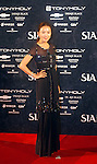 Kim Hee-Ae, Oct 28, 2014 : South Korean actress Kim Hee-Ae arrives before the 2014 Style Icon Awards (SIA) in Seoul, South Korea. The SIA is a style and culture festival. (Photo by Lee Jae-Won/AFLO) (SOUTH KOREA)