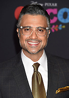 LOS ANGELES, CA - NOVEMBER 08: Actor Jaime Camil arrives at the premiere of Disney Pixar's 'Coco' at El Capitan Theatre on November 8, 2017 in Los Angeles, California.<br /> CAP/ROT/TM<br /> &copy;TM/ROT/Capital Pictures