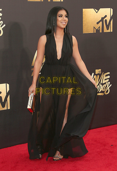 09 April 2016 - Burbank, California - Chrissie Fit. 2016 MTV Movie Awards held at Warner Bros. Studios. <br /> CAP/ADM/SAM<br /> &copy;SAM/ADM/Capital Pictures