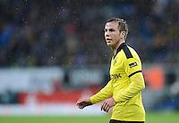 FUSSBALL   1. BUNDESLIGA   SAISON 2012/2013   17. SPIELTAG   TSG 1899 Hoffenheim - Borussia Dortmund      16.12.2012           Mario Goetze (Borussia Dortmund)