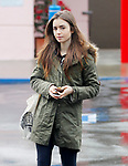EXCLU! Lily Collins
