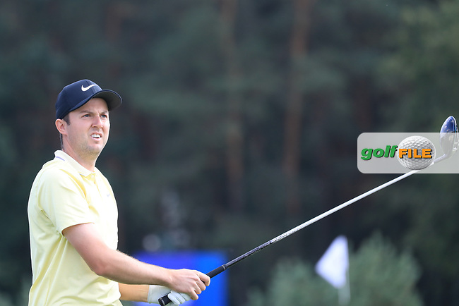 Ashley Chesters (ENG) during the second round of the Porsche European Open , Green Eagle Golf Club, Hamburg, Germany. 06/09/2019<br /> Picture: Golffile | Phil Inglis<br /> <br /> <br /> All photo usage must carry mandatory copyright credit (© Golffile | Phil Inglis)