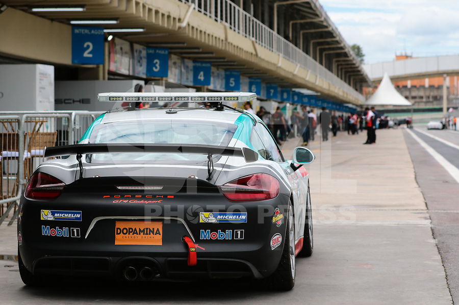 SAO PAULO,SP, 24.11.2018 - PORSCHE CUP - Prova de encerramento da temporada 2018 da Porsche Império GT3 Cup Endurance, no Autódromo de Interlagos, em São Paulo, neste sábado, 24. (Foto: Paulo Guereta/ Brazil Photo Press)