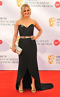 Tina O'Brien at the Virgin TV British Academy (BAFTA) Television Awards 2018, Royal Festival Hall, Belvedere Road, London, England, UK, on Sunday 13 May 2018.<br /> CAP/CAN<br /> &copy;CAN/Capital Pictures