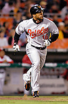 18 May 2007: Baltimore Orioles left fielder Jay Payton in action against the Washington Nationals at RFK Stadium in Washington, DC. The Orioles defeated the Nationals 5-4 in the first game of the 3-game interleague series...Mandatory Photo Credit: Ed Wolfstein Photo