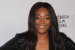 Tiffany Haddish arrives at the Tuca & Bertie world premiere on Wednesday May 1, 2019 during the Tribeca Film Festival 2019; at The Marriott Bonvoy Boundless Theater from Chase in Spring Studios.