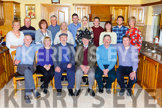 Twins Paddy and Johnny Reen celebrated their 90th birthday with their family in Rathmore on Friday night