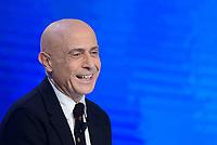 Roma, 1 Marzo 2018<br /> Marco Minniti a L'aria che tira