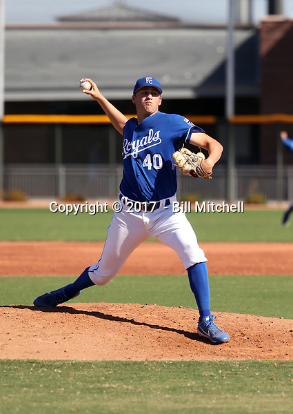 Collin Snider - 2017 AIL Royals (Bill Mitchell)