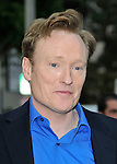 Conan O'Brien arriving at the Los Angeles premiere of Super 8, held at the Regency Village Theater, June 8, 2011. Fitzroy Barrett