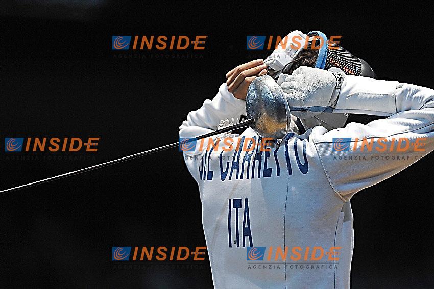 DEL CARRETTO Bianca (ITA) .Women Team EPEE .London 04-08-2012.Olympic Games Fencing London 2012 © Foto Giovanni Minozzi.