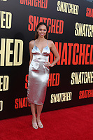 """LOS ANGELES - MAY 10:  Amber Stevens West at the """"Snatched"""" World Premiere at the Village Theater on May 10, 2017 in Westwood, CA"""
