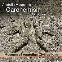 Carchemish or Karkemish Hittite Artefacts of Museum of Anatolian Civilisations Ankara -