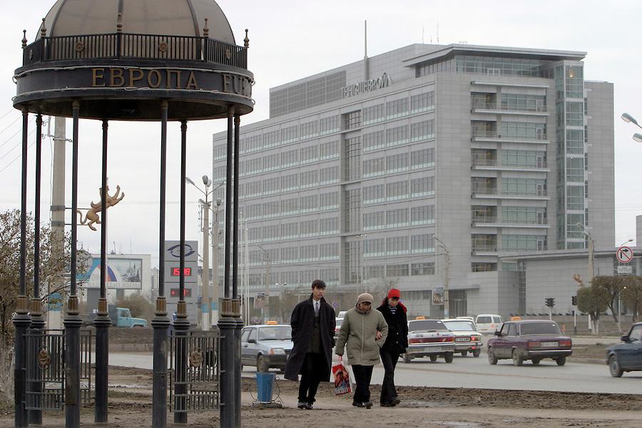 Oil In Kazakhstan | The Jeremy Nicholl Archive