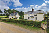 BNPS.co.uk (01202 558833)<br /> Pic: Strutt&amp;Parker/BNPS<br /> <br /> Comes with cottages for five guests...<br /> <br /> A river runs through it...Stunning country estate is perfect for anglers with its own river running through its 676 acres.<br /> <br /> Would-be country gents will want to get their hands on this impressive estate which comes with more than a mile of double-bank fishing and an established shoot.<br /> <br /> Baythorne Park is a 'quintessentially English' estate which straddles the River Stour on the Essex/Suffolk border, an area where grand properties like this rarely come on the market.<br /> <br /> But buyers will need a hefty bank balance to buy the &pound;11million residence, which is for sale with Strutt &amp; Parker.<br /> <br /> The 676-acre site includes a Grade II listed mansion, gardens with a tennis court and swimming pool, farm buildings and pasture, parkland and woodland.