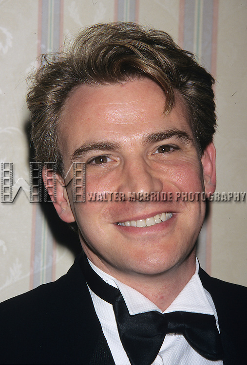 Douglas Sills pictured at the Manhattan Club Spring Gala at the Hilton in New York City on May 11, 1998.