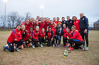 USWNT Training, March 6, 2017