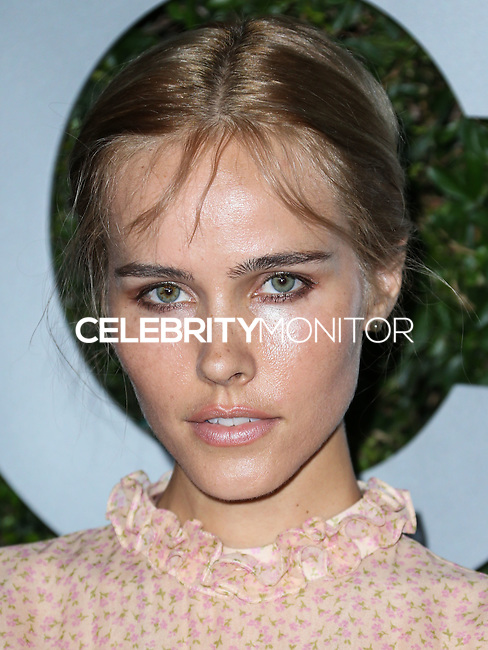 BEVERLY HILLS, CA, USA - OCTOBER 02: Isabel Lucas arrives at Michael Kors Launch Of Claiborne Swanson Franks's 'Young Hollywood' Book held at a Private Residence on October 2, 2014 in Beverly Hills, California, United States. (Photo by Xavier Collin/Celebrity Monitor)
