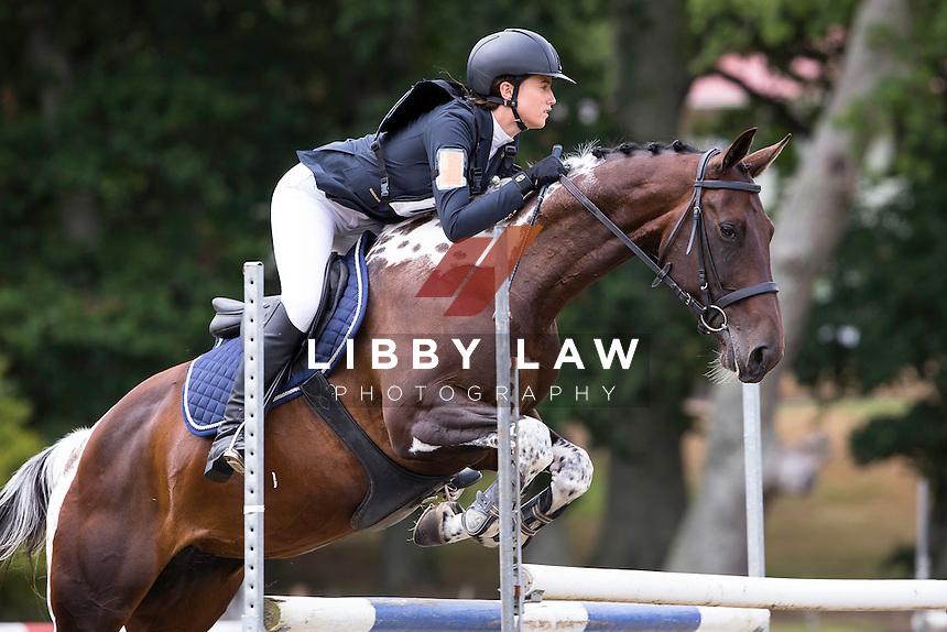 NZL-Zoe Ander (PRINCESS REBECCA) 5TH-1A NZPC 105: 2015 NZL-Hunua Pony Club ODE (Saturday 31 January) CREDIT: Libby Law COPYRIGHT: LIBBY LAW PHOTOGRAPHY