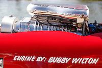 """Bill Pearson, GP-444 """"Edelweiss""""  (2008 Lauterbach built replica of a Grand Prix hydroplane)"""