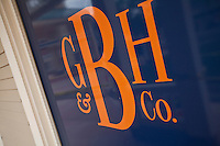 A G. H. Bass Co store is pictured at the Settlers' Green Outlet Village in North Conway, New Hampshire Thursday June 13, 2013.
