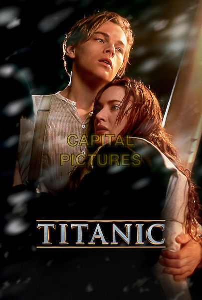 POSTER ART.in Titanic in 3D.*Filmstill - Editorial Use Only*.CAP/FB.Supplied by Capital Pictures.