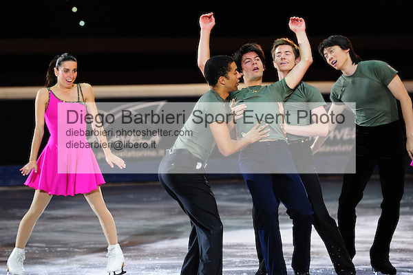 08th october 2011 - Golden Skate Awards 2011<br />