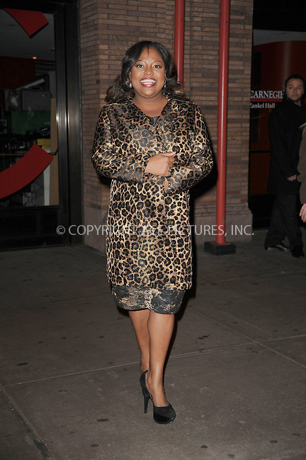 WWW.ACEPIXS.COM . . . . . .November 8, 2010...New York City... Sherri Shepherd attends  Glamour Magazine`s 20th Annual 2010 Women of the Year Awards  at Carnegie Hall  on November 8, 2010 in New York City....Please byline: KRISTIN CALLAHAN - ACEPIXS.COM.. . . . . . ..Ace Pictures, Inc: ..tel: (212) 243 8787 or (646) 769 0430..e-mail: info@acepixs.com..web: http://www.acepixs.com .
