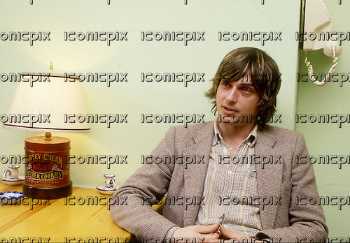 MIKE OLDFIELD - London UK - June 1981.  Photo credit: George Chin/IconicPix