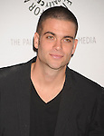 "BEVERLY HILLS, CA. - March 13: Mark Salling  arrives at The PaleyFest 2010 Presents ""Glee"" at the Saban Theatre on March 13, 2010 in Beverly Hills, California."