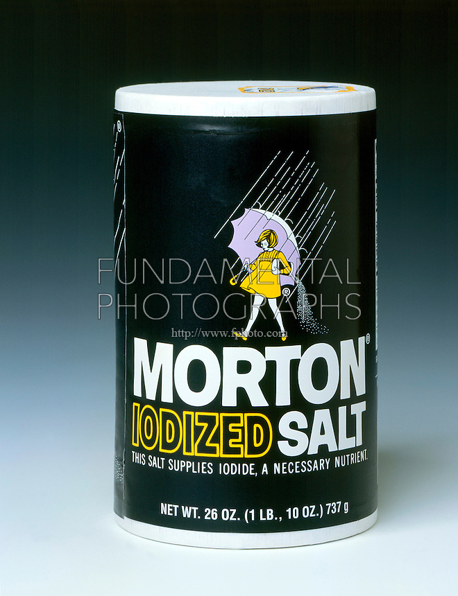 IODIZED TABLE SALT<br />