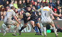 160103 Worcester Warriors v Harlequins