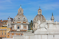 View from Victor Emmanuel Monument.