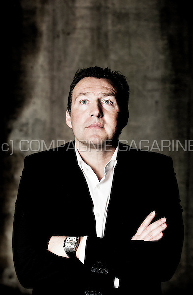 Marc Wilmots, former Belgian international football player and the current manager of the Belgium national football team (Belgium, 08/03/2016)